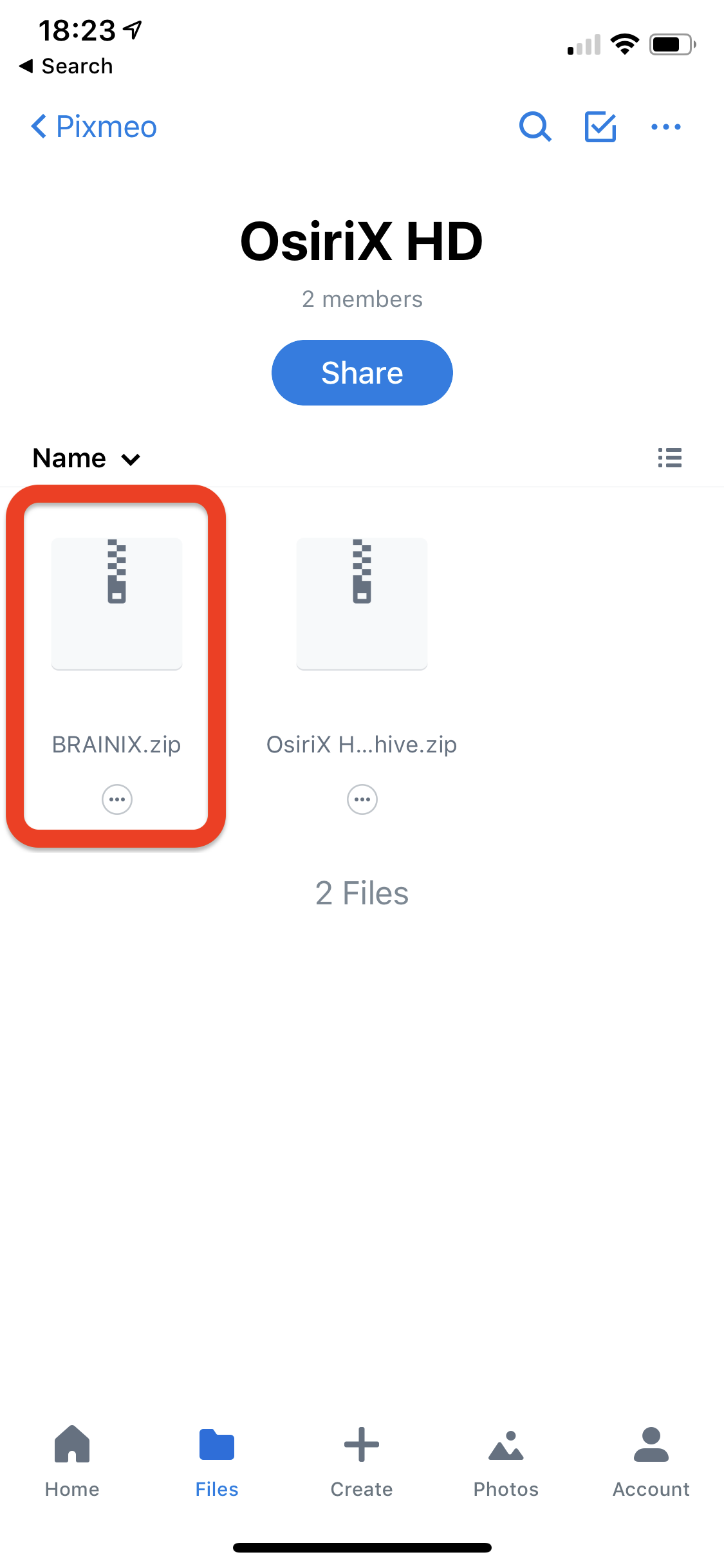 OsiriX HD User Manual