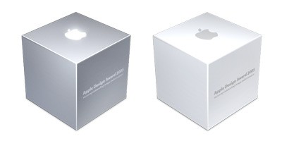 Apple Design Awards Trophies