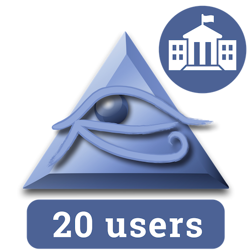 Site License for 20 users